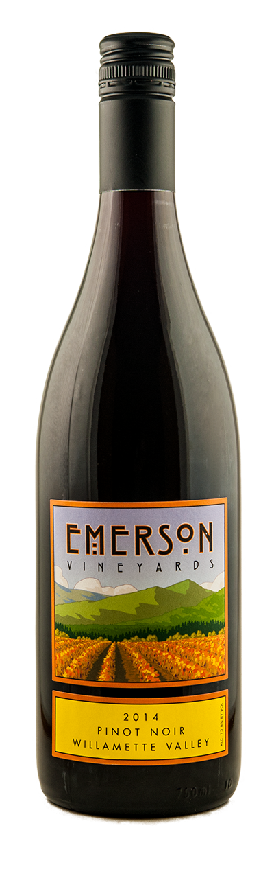Emerson Vineyards Oregon Pinot Noir
